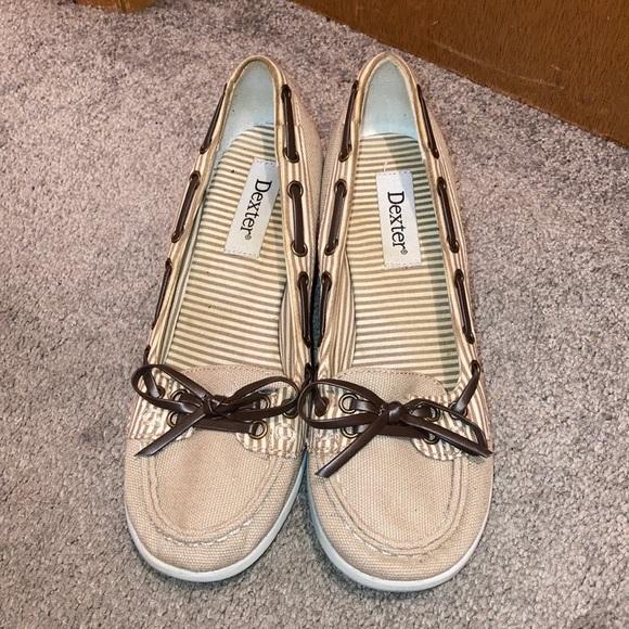 Dexter Shoes | Womens Casual Wedge Shoe